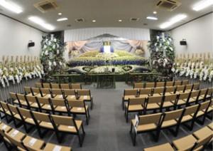 20140119阪神米穀株式会社社葬式1
