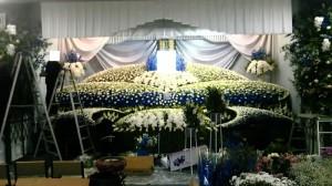 20140119阪神米穀株式会社社葬式2準備